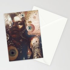 EYES QUEEN Stationery Cards