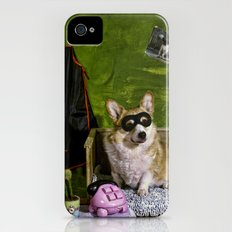 Superheroes SF iPhone (4, 4s) Slim Case