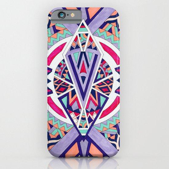 Abstract Journey II iPhone & iPod Case