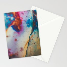 Copper Patina I Stationery Cards