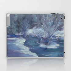 Bear Creek Winter Laptop & iPad Skin