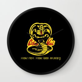 COBRA KAI King Wall Clock
