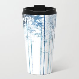 Sleeping in the woods Travel Mug