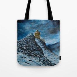 The Temple of Dionysus Tote Bag