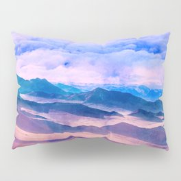 Blue Mountains Land Pillow Sham
