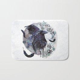 Full Moon Fever Dreams Of Velvet Ravens Bath Mat