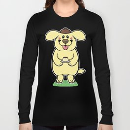 Pudding Pup Long Sleeve T-shirt