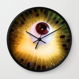 eyekiwi Wall Clock