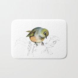 Sylvereye - Waxeye bird Bath Mat