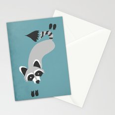 Robby Raccoon Stationery Cards