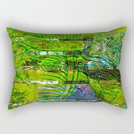 Landscape of My Heart (segment 4) Rectangular Pillow