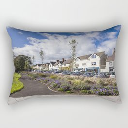 Greystones landscape in Ireland Rectangular Pillow