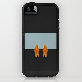 The Day They Arrived iPhone Case