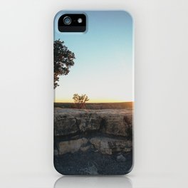Sunset, Grand Canyon iPhone Case