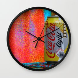 Groovy Coke Wall Clock