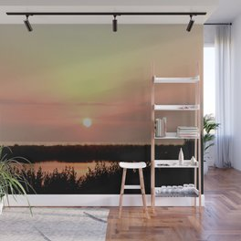 Marco Island Gulf of Mexico Sunset Wall Mural
