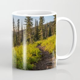 Fairy Lake Sunrise Coffee Mug