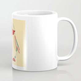 Pirate Penguin II Coffee Mug