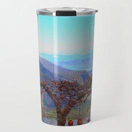 Delphi Valley, Greece  Travel Mug