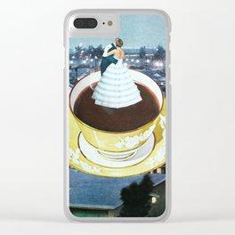 Nightcap Clear iPhone Case