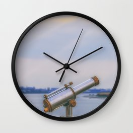 Far Away Wall Clock