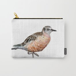 Mr Tūturiwhatu, New Zealand dotterel Carry-All Pouch