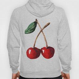 Cherry Red Hoody