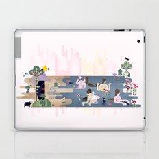 Peek-a-Boob Laptop & iPad Skin