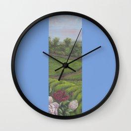 Sennitals of the Valley Wall Clock