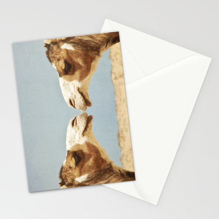 Love and Affection Stationery Cards