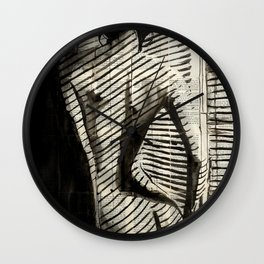 BLINDS Wall Clock