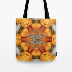 pumpkin ( pattern ) Tote Bag