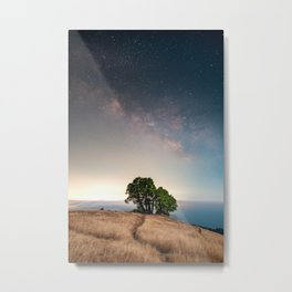 Watcher on the Hill Metal Print