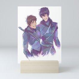 THE END Mini Art Print