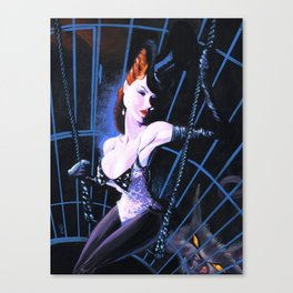 Nicole Kidman, Satine. Canvas Print
