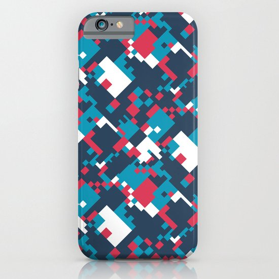 pixelated 2.0 iPhone & iPod Case