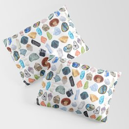 Illuminated Structure: Mineral Party 1 Pillow Sham