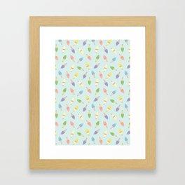 SOFT SERVE Framed Art Print