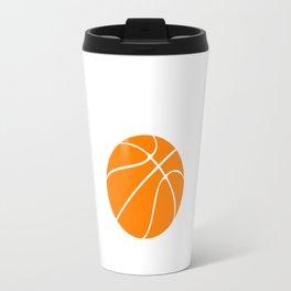Winners Train, Losers Complain Basketball T-shirt Travel Mug