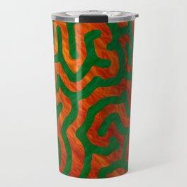 Sunflower II Travel Mug
