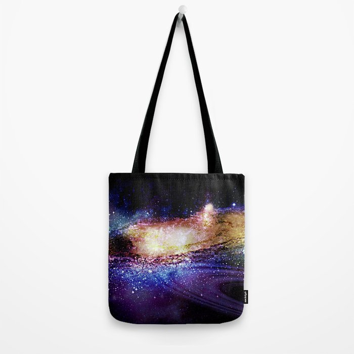 space explosion Tote Bag