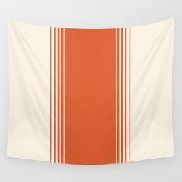 Marmalade & Crème Vertical Gradient Wall Tapestry