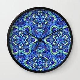 Maisie Mandalas Wall Clock