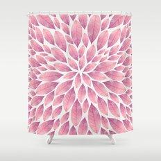 Petal Burst #10 Shower Curtain