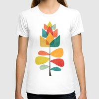 spring T-shirts featuring Spring Time Memory by Picomodi