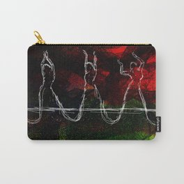 Belly Dancing symbolic art Carry-All Pouch