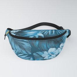 Tropical flowers 7 Fanny Pack