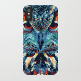 Owl - Colorful Animals iPhone Case