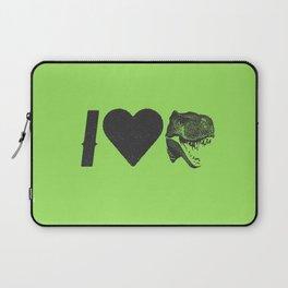 I Love Dinosaurs Laptop Sleeve