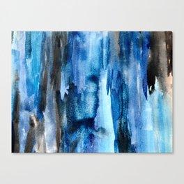 Deep Lapis Canvas Print